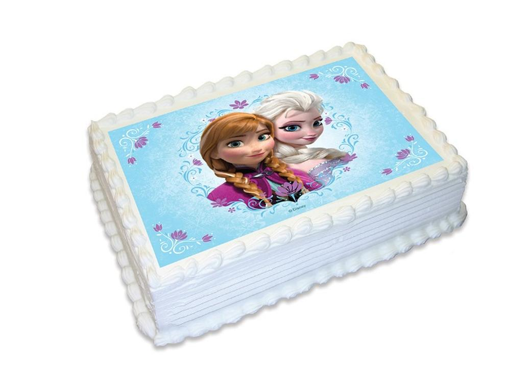 Edible Icing Image - Frozen A4