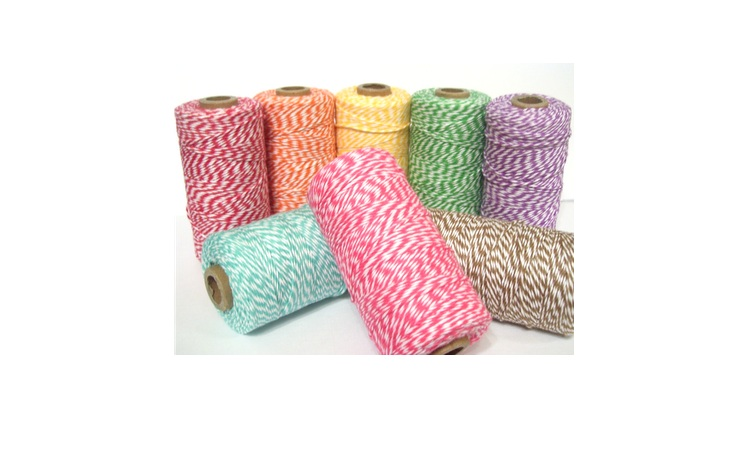 100% Cotton Bakers Twine - Full Spool