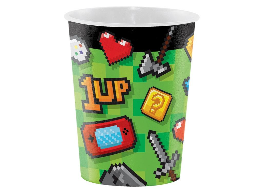 Gaming Party Favour Cup