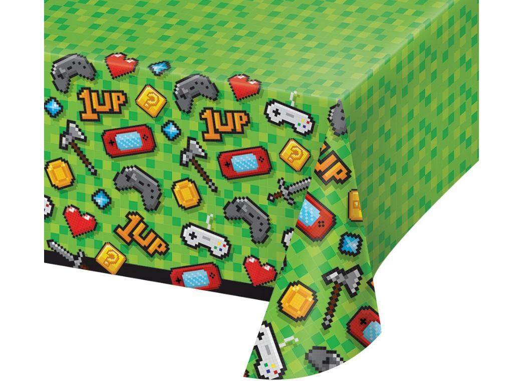 Gaming Party Tablecover