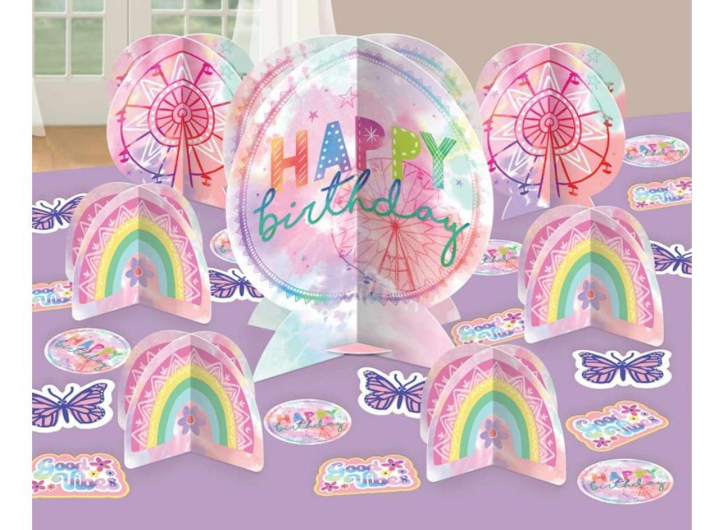 Girl-Chella Table Decorating Kit