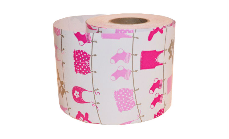 Girls Clothesline - Mini Table Runner