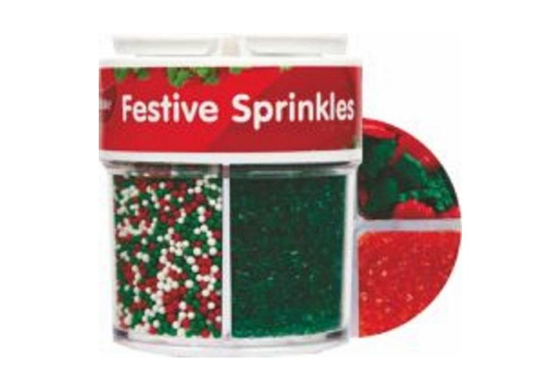 GoBake Sprinkle Collection - Festive