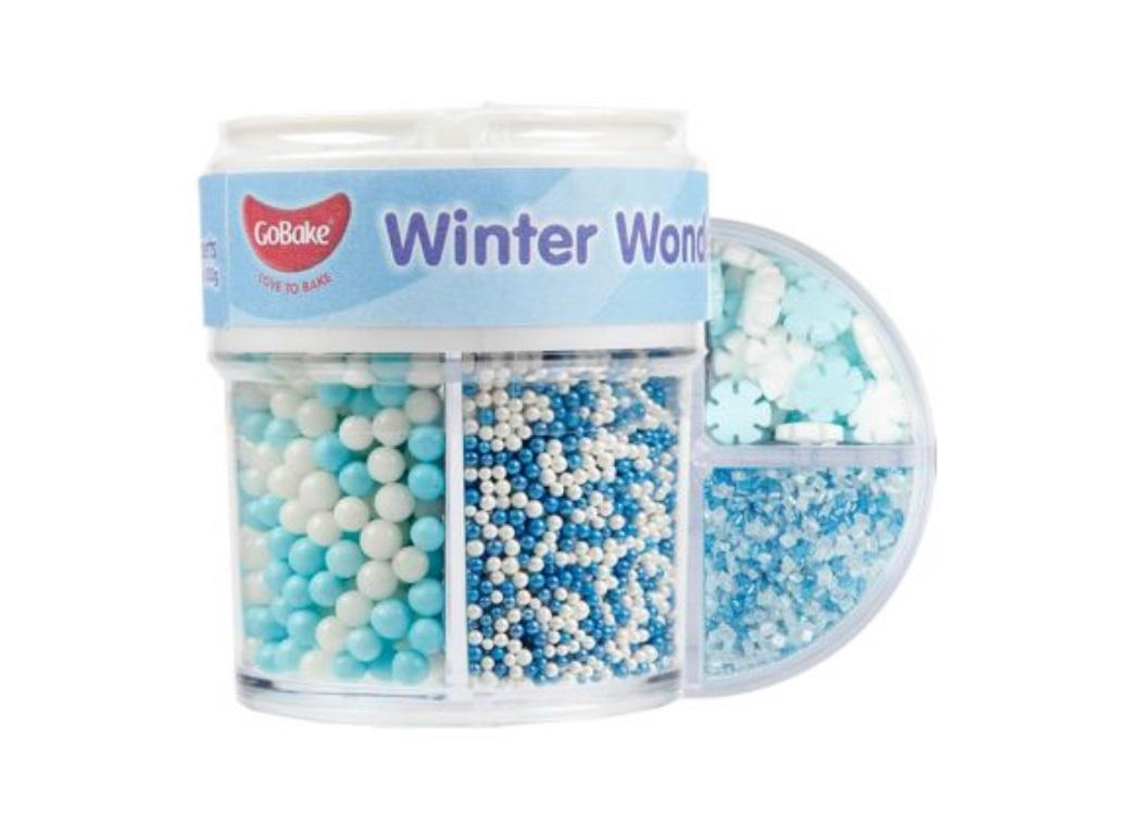 GoBake Sprinkles Collection - Winter Wonderland