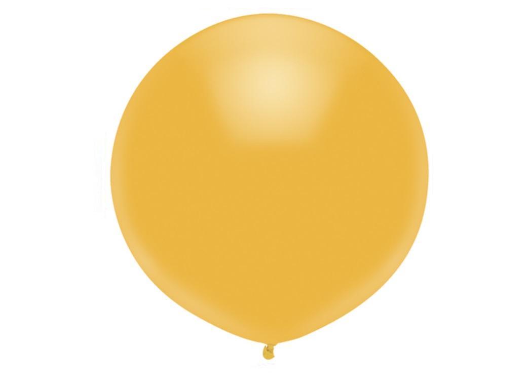 43cm Balloon - Gold