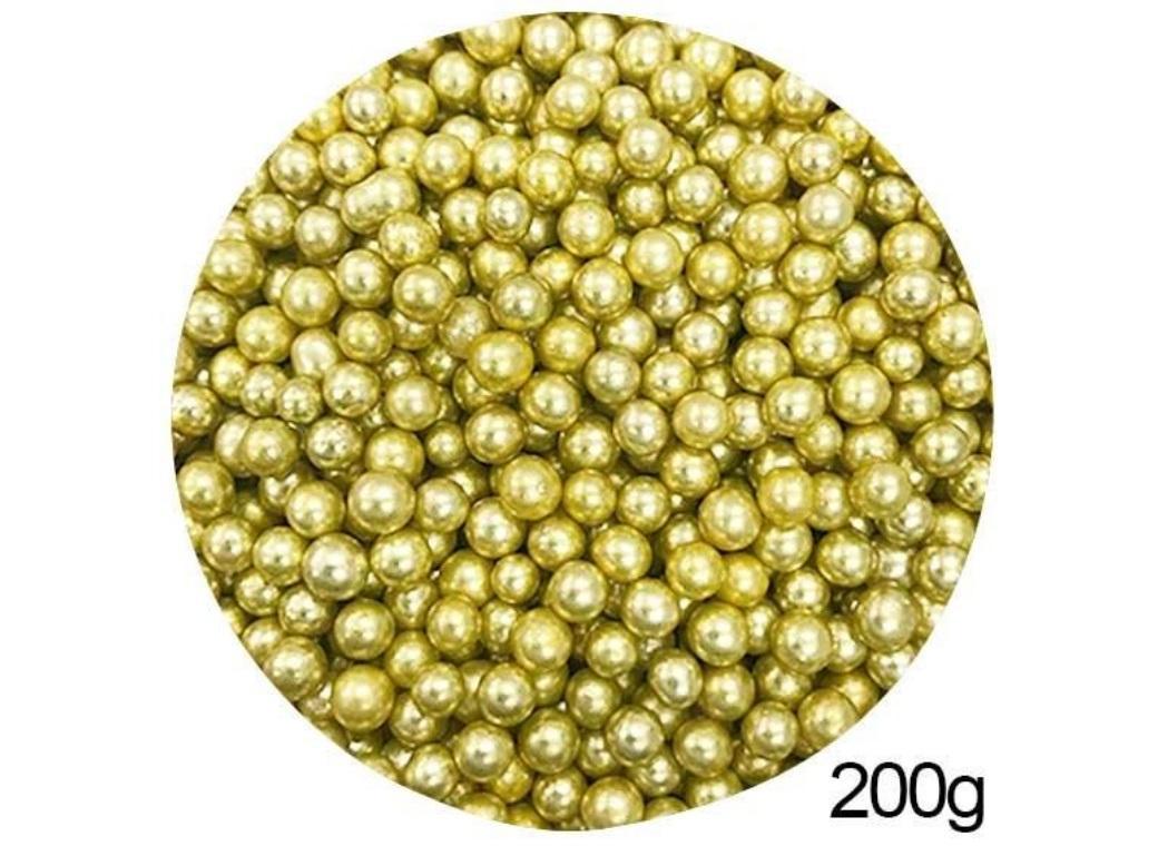 Gold Cachous 5mm 200g