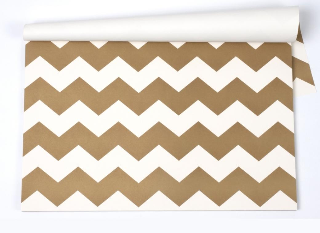 Chevron Placemats Pad - 50 sheets
