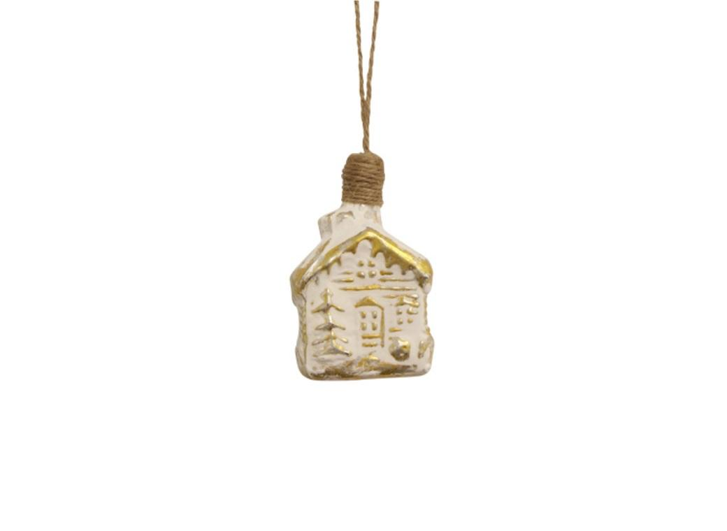 Gold Hanging House Decoration