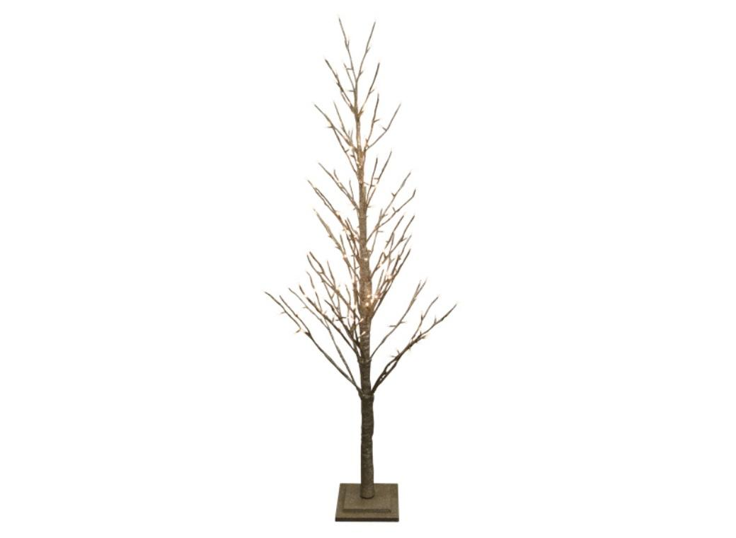 Gold Light Up Christmas Tree - Large
