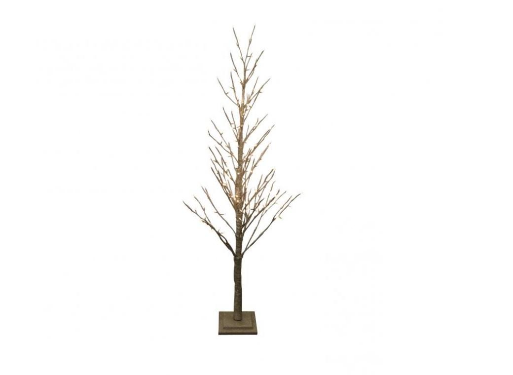 Gold Light Up Christmas Tree - Medium
