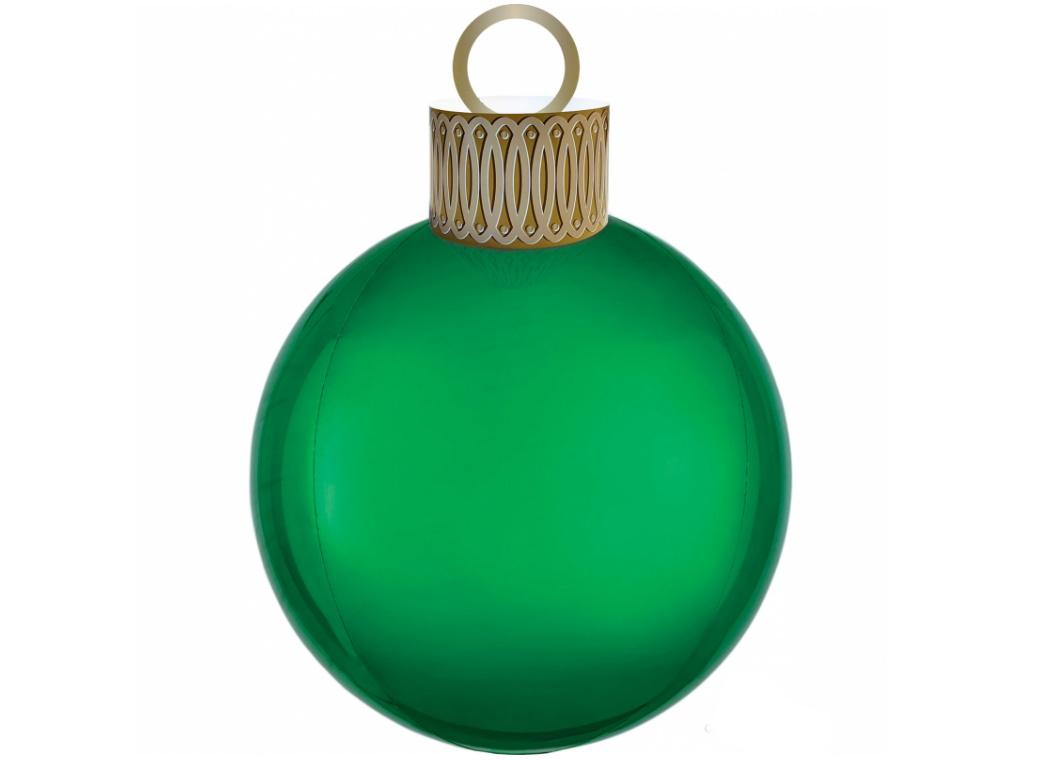 Green Orbz & Ornament Kit
