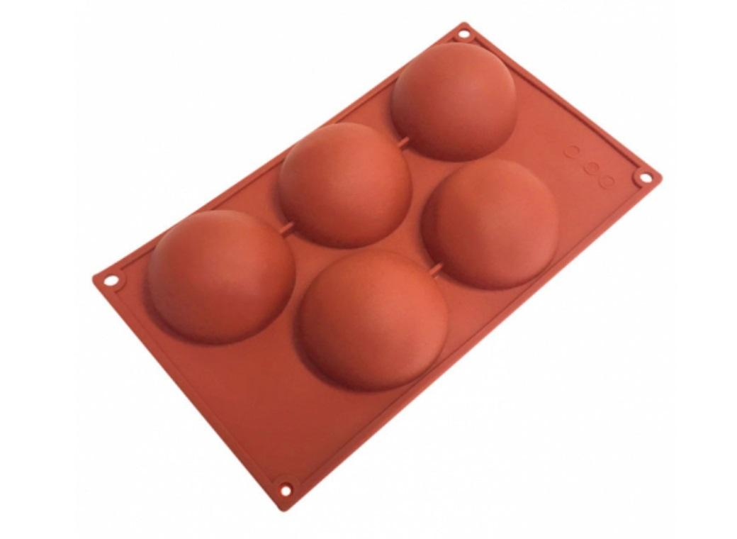 Half Sphere Silicone Baking Mould - 80mm