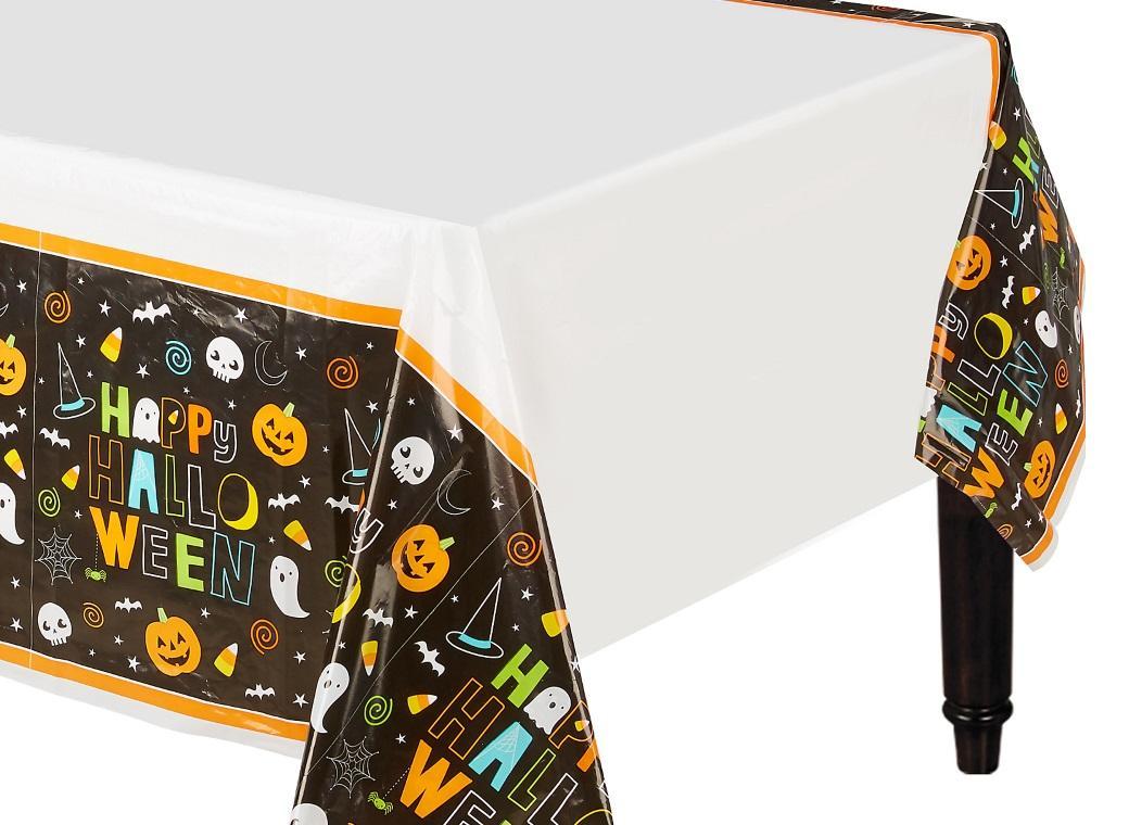 Halloween Friends Tablecover