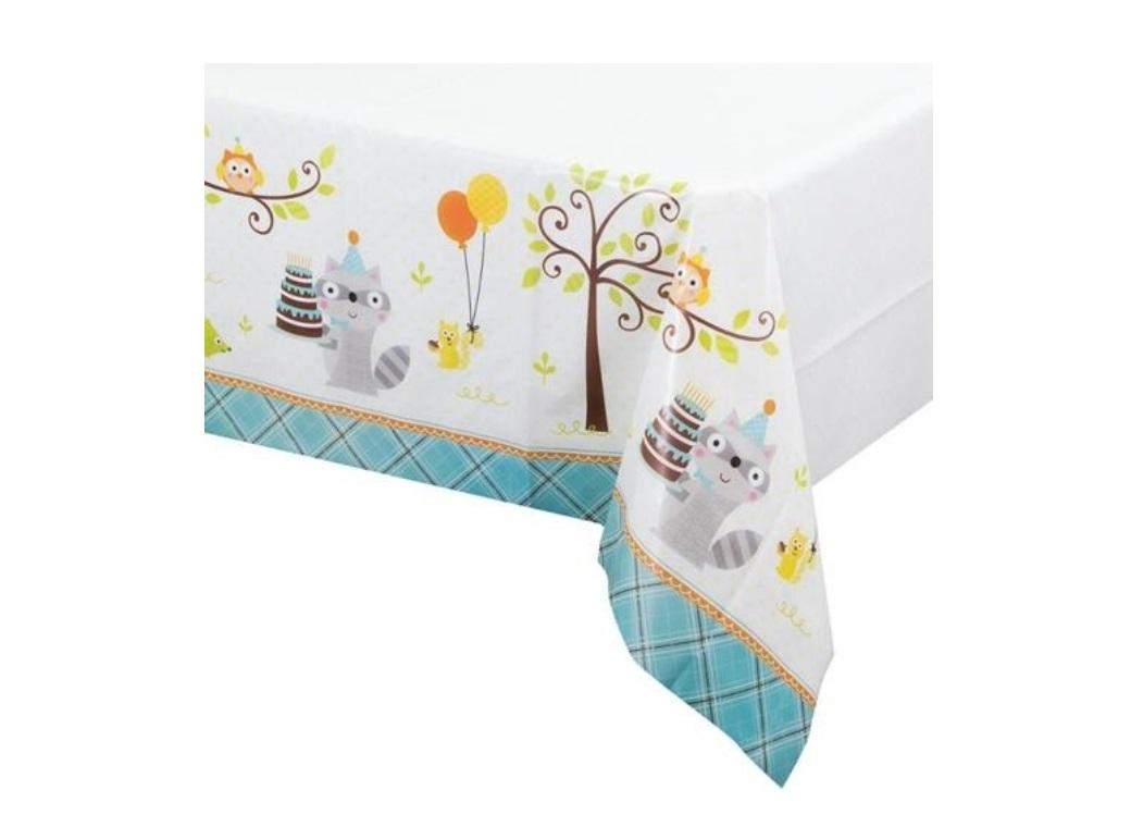 Happi Woodland Boy Tablecover
