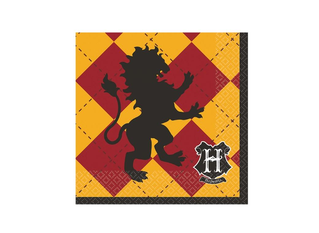 Harry Potter Beverage Napkins 16pk