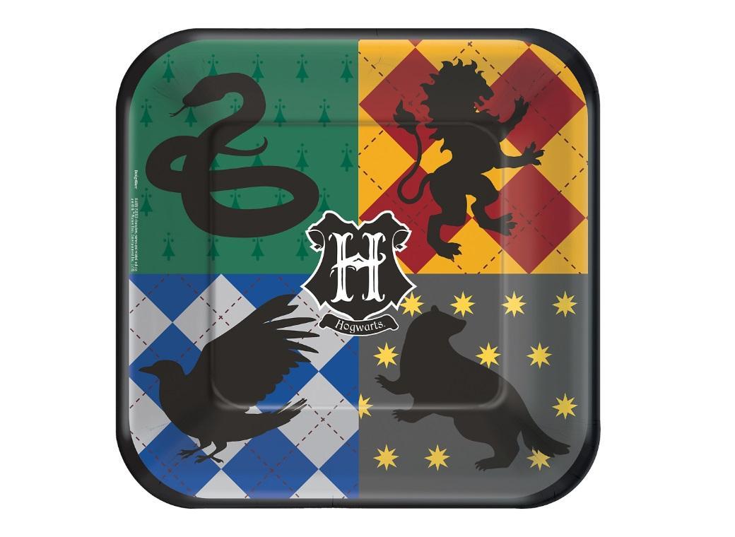 Harry Potter Dinner Plates 8pk