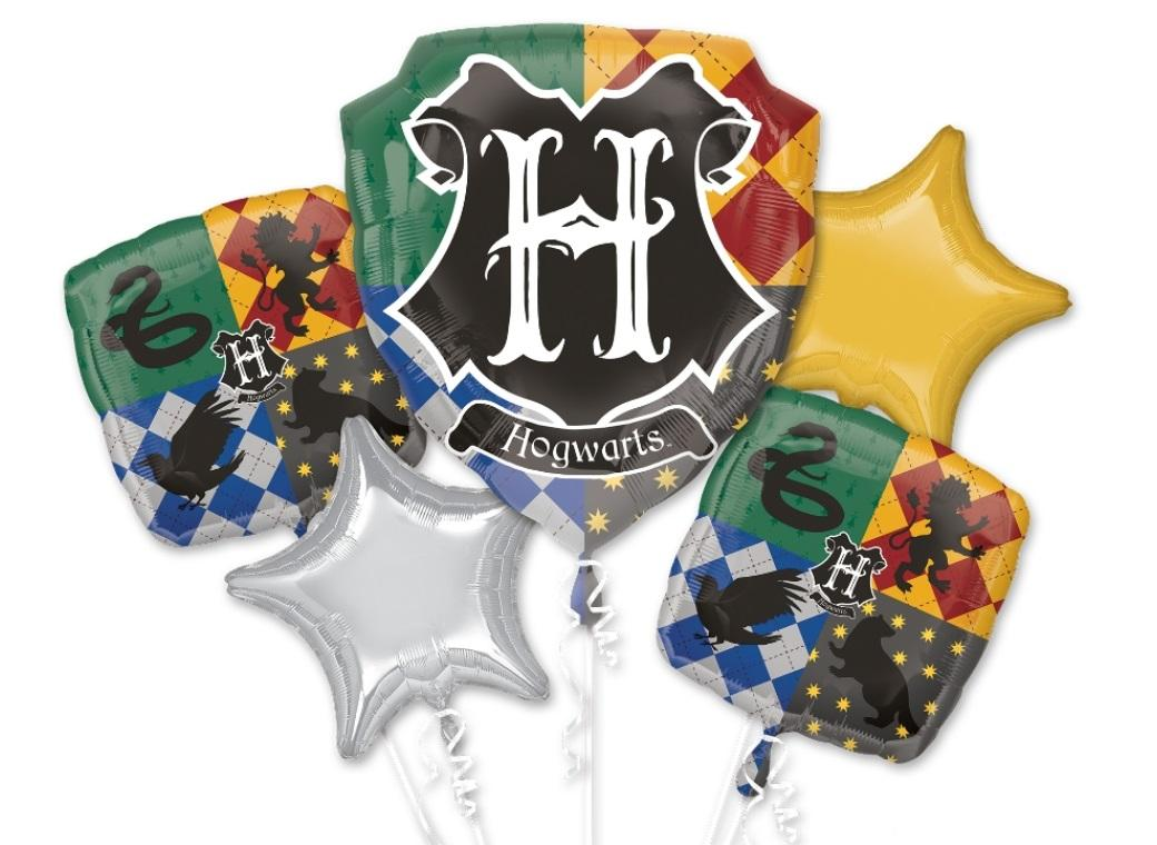 Harry Potter Foil Balloon Bouquet
