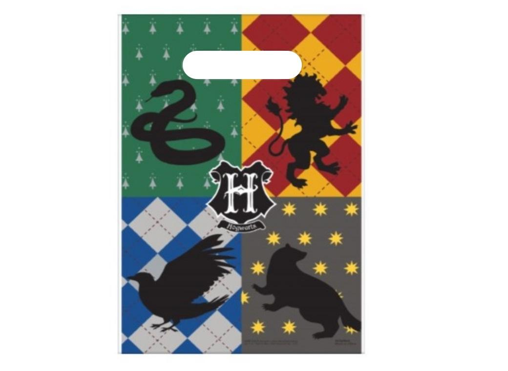 Harry Potter Loot Bags 8pk