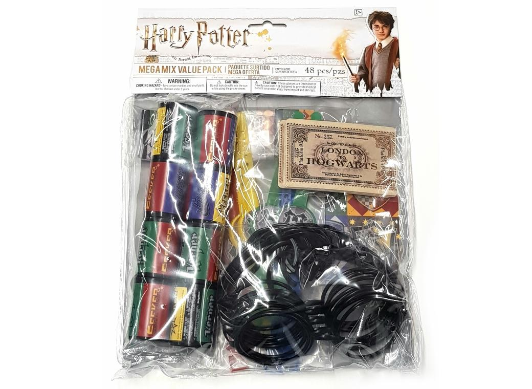 Harry Potter Mega 48pce Favour Pack