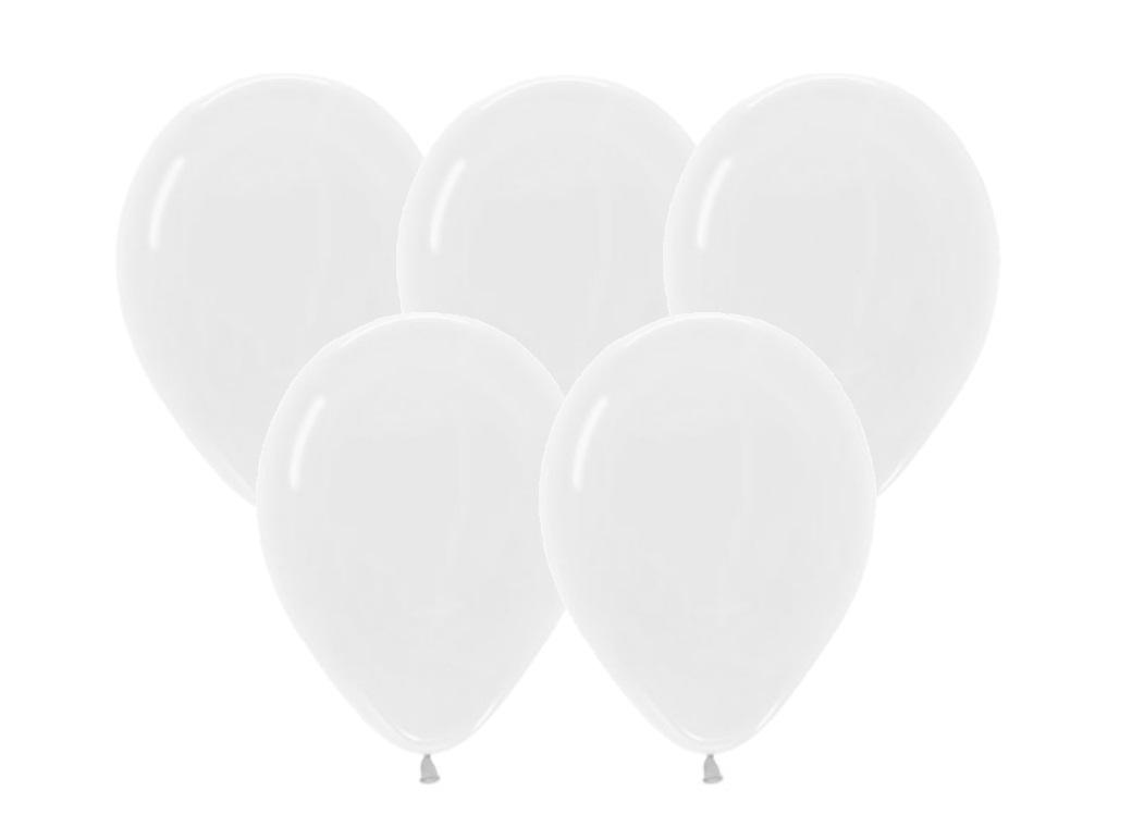 Clear Balloons - 25pk