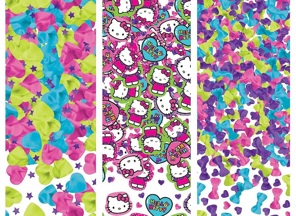 Hello Kitty Confetti Value Pack