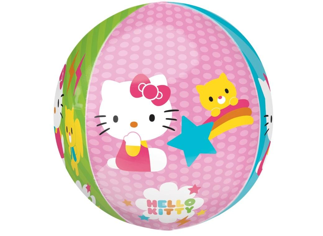 Hello Kitty Orbz Balloon