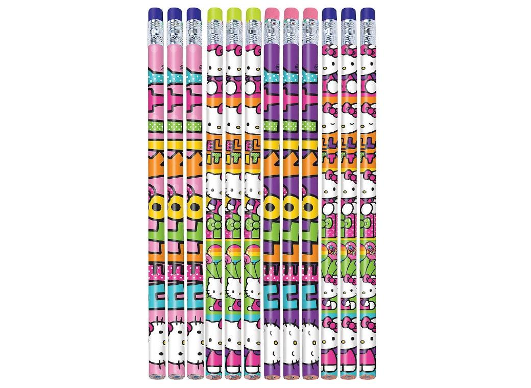 Hello Kitty Pencils 12pk