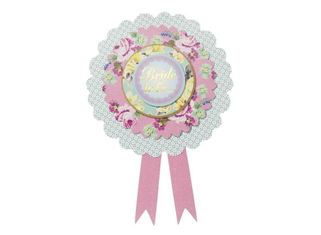 Truly Scrumptious Hen Party Rosette