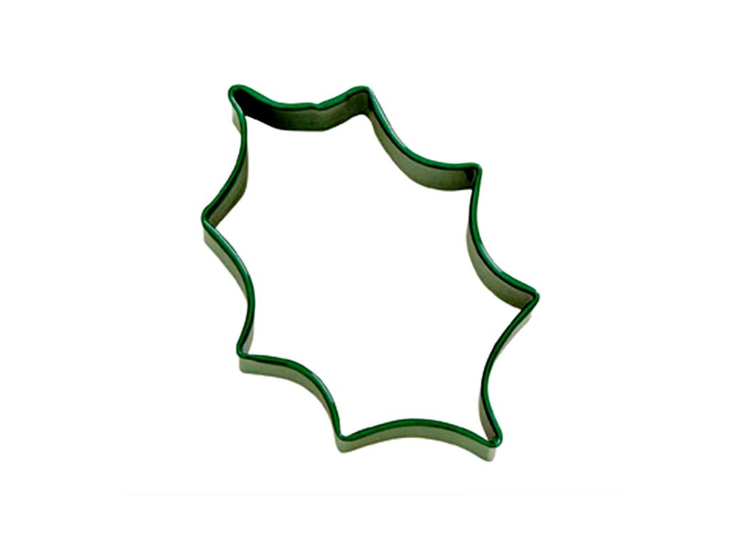 Holly Leaf Cookie Cutter