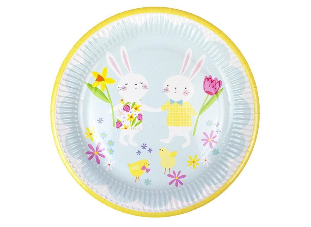 Hop To It Plates 8pk