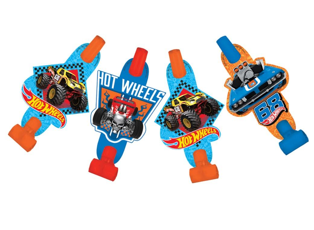 Hot Wheels Blowouts 8pk