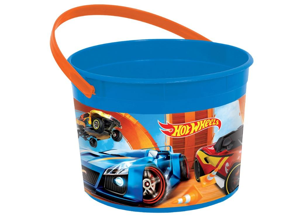 Hot Wheels Favour Container