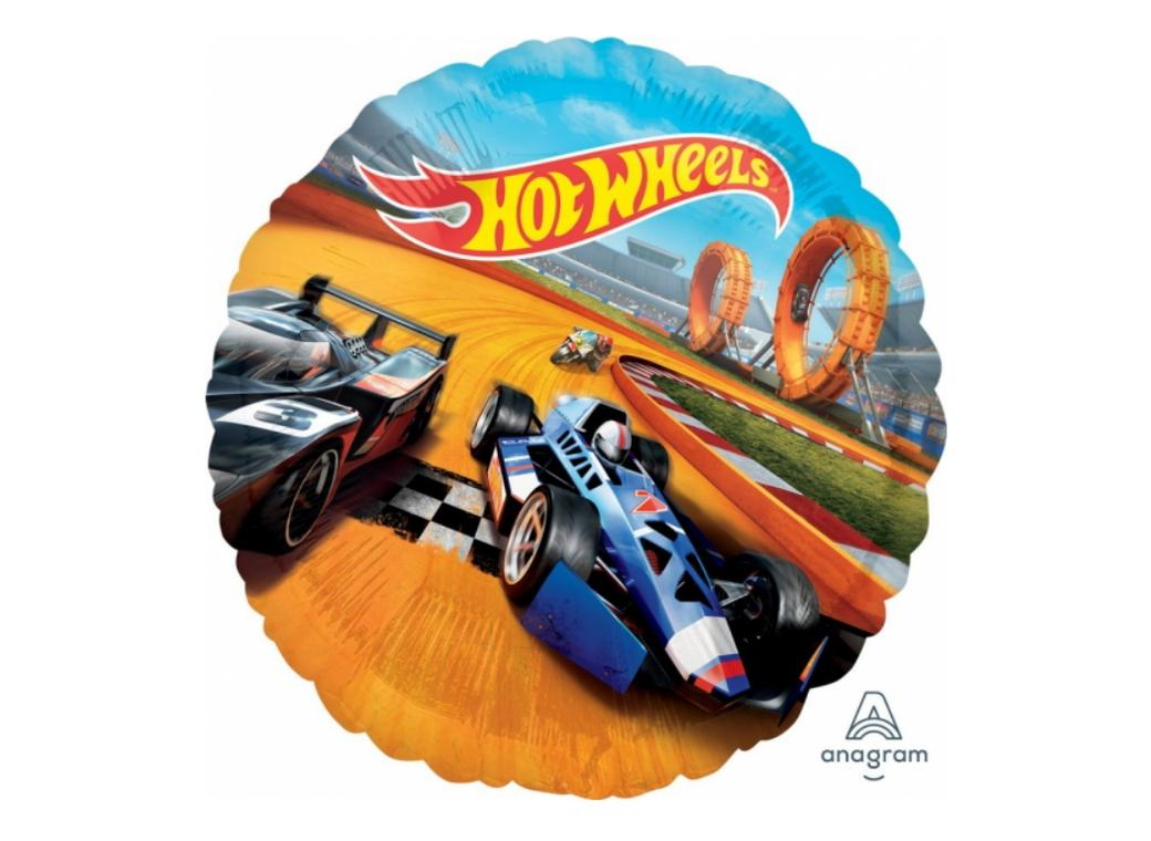 Hot Wheels Foil Balloon