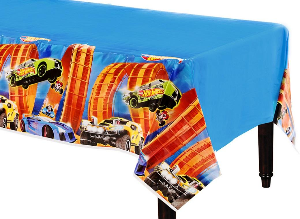 Hot Wheels Wild Racer Tablecover