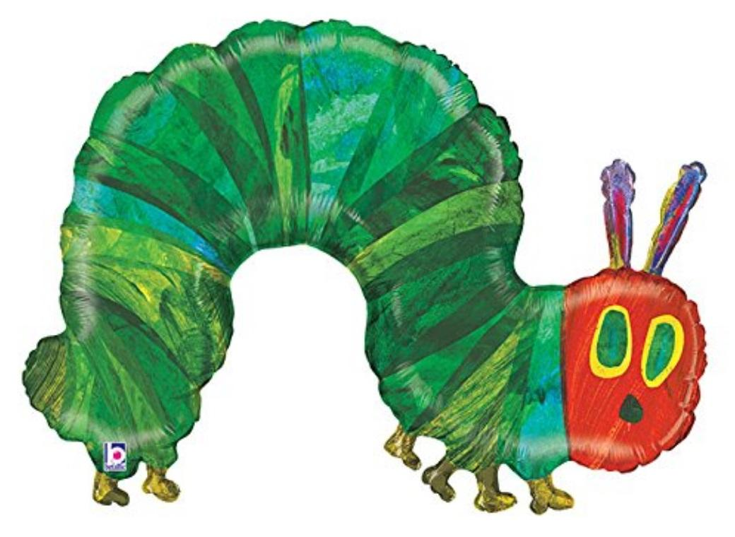 Very Hungry Caterpillar SuperShape Foil Balloon