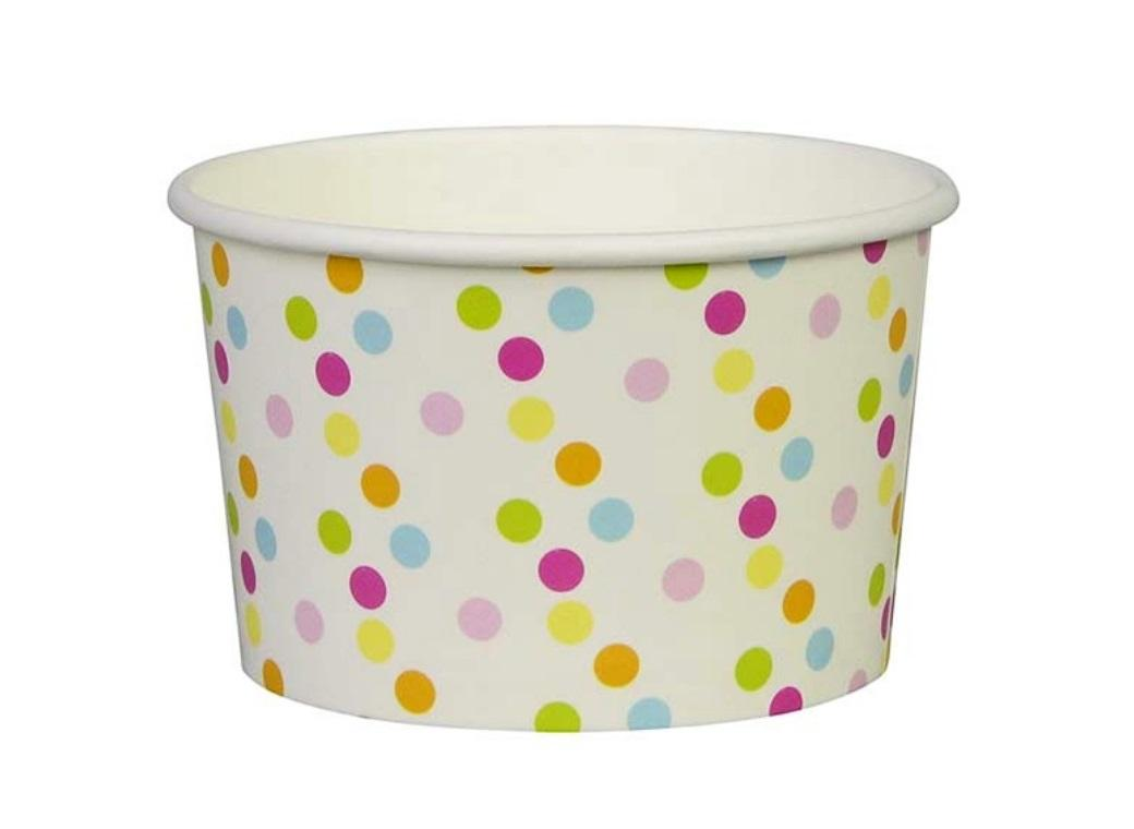 Sambellina Ice Cream Cups - Confetti