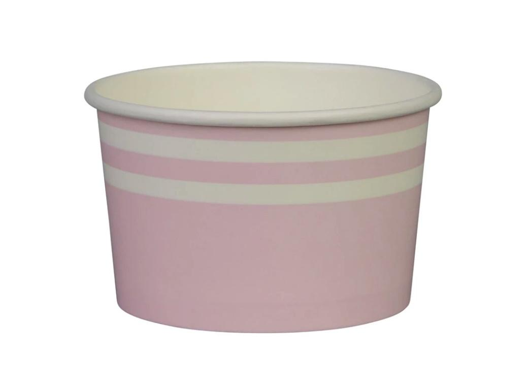 Sambellina Ice Cream Cups - Soft Pink