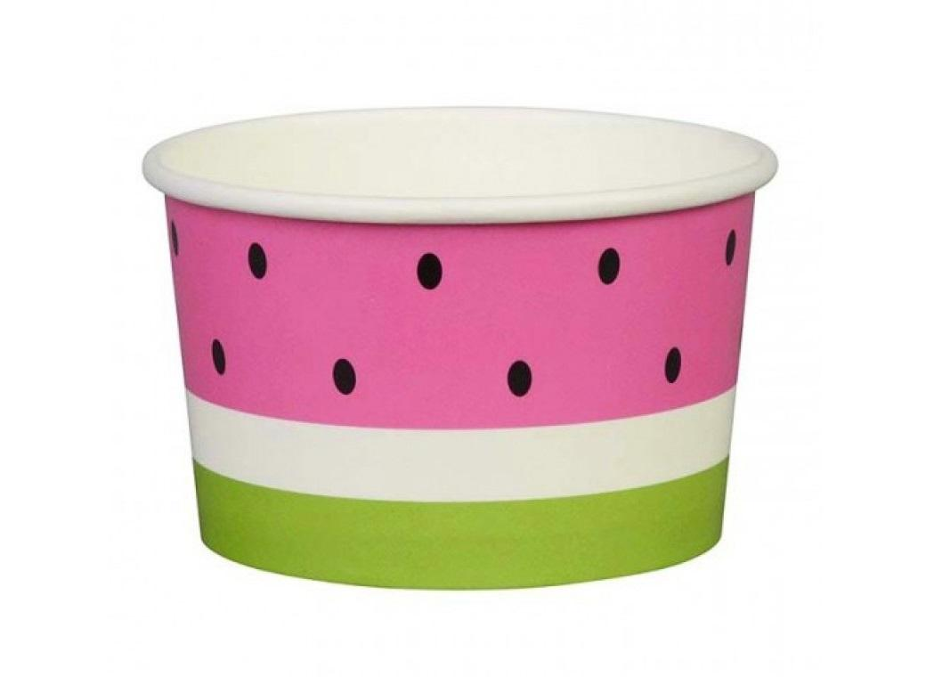 Sambellina Ice Cream Cups - Watermelon