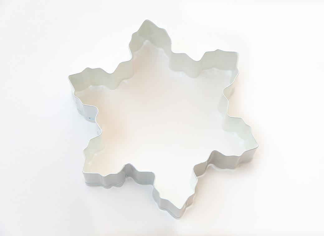 Snowflake Large Cookie Cutter