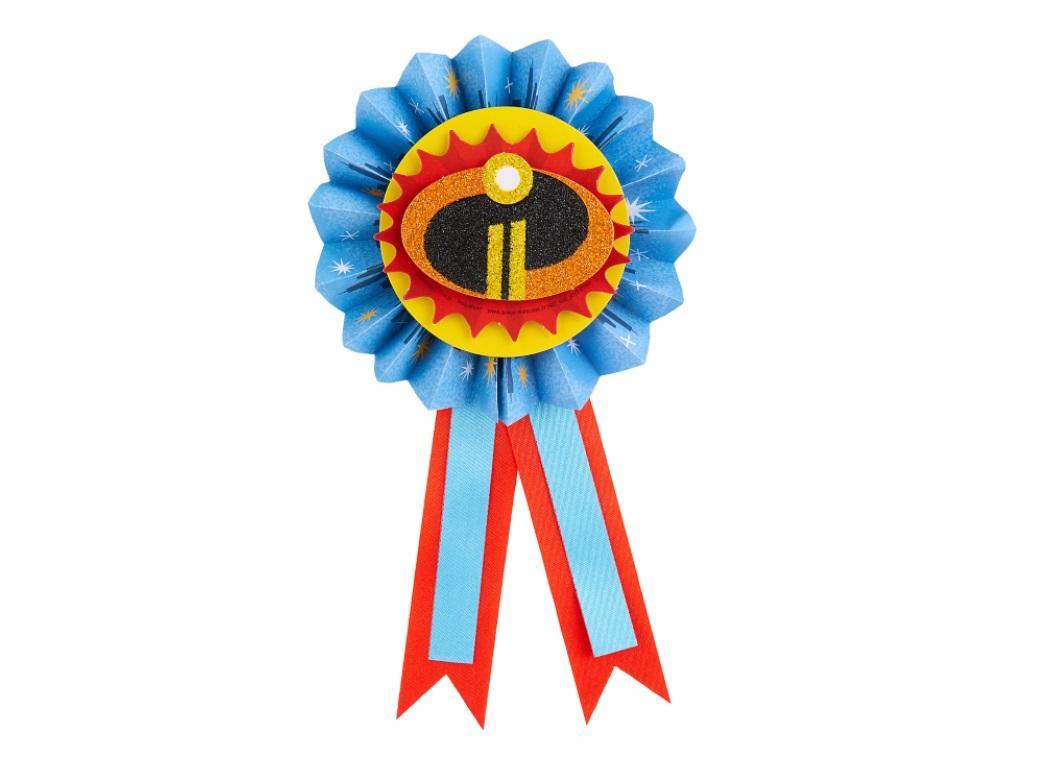 Incredibles 2 Award Ribbon
