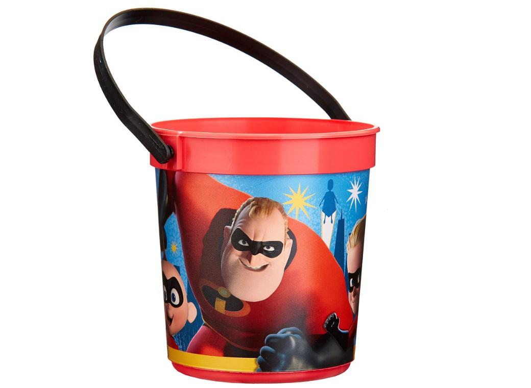 Incredibles 2 Favour Container