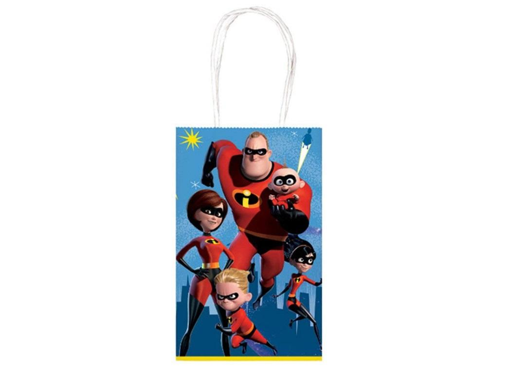 Incredibles 2 Treat Bags 10pk
