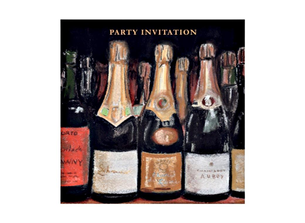 Party Invitations - 5pk