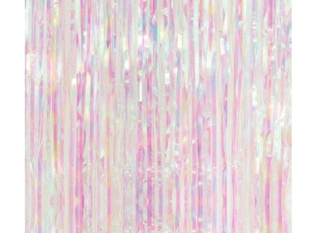 Iridescent Party Backdrop