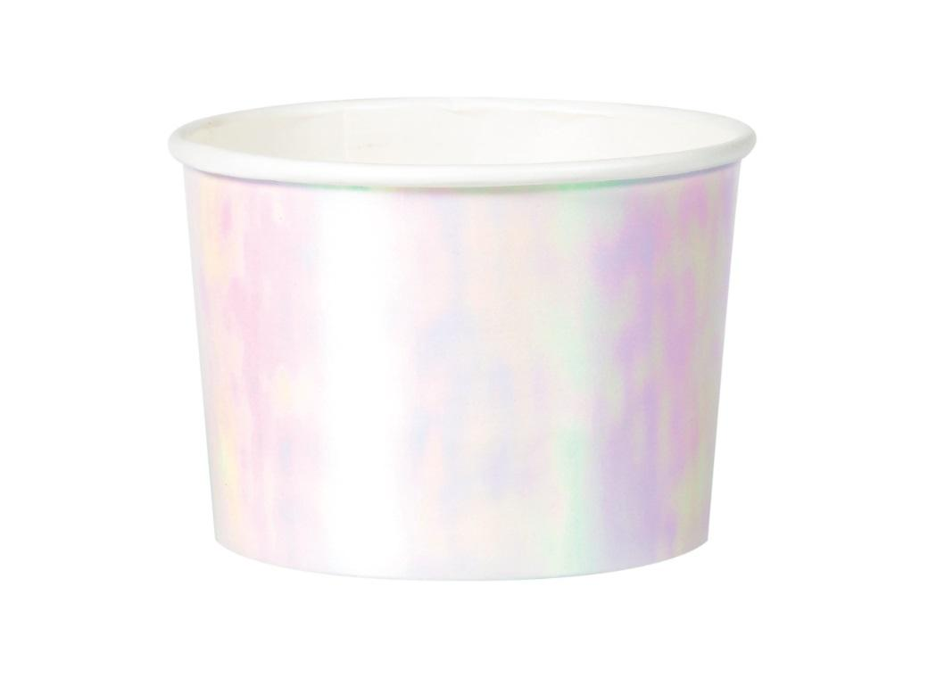 Iridescent Treat Cups 6pk