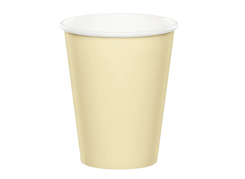 Paper Cups 12pk - Ivory