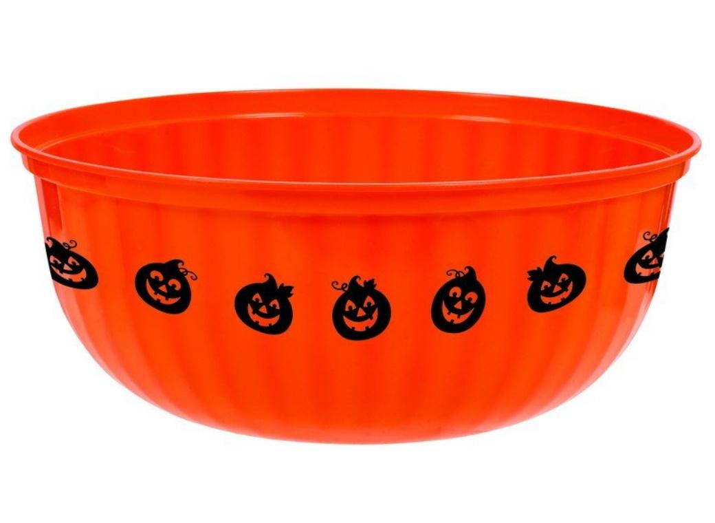 Jack-O-Lantern Treat Bowl