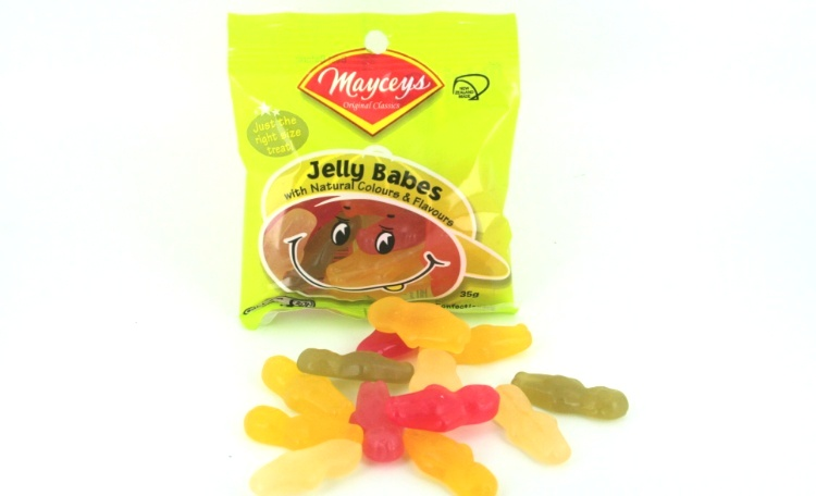 Mayceys Jelly Babes