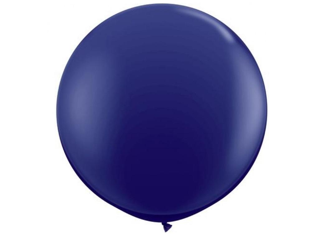 Jumbo Balloon - Navy Blue