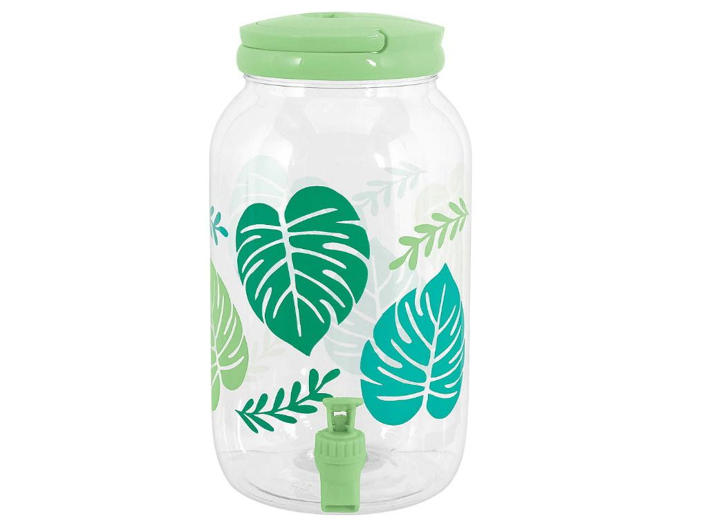 Jungle Luau Drink Dispenser